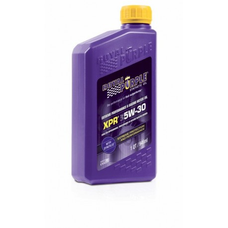 Royal Purple XPR Racing Oil