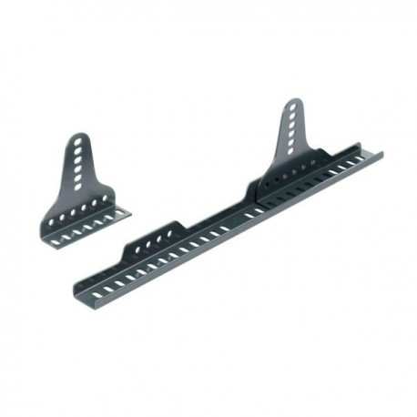 Sparco dismountable steel brackets