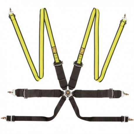 Omp Professional Safety Belt Saloon Pull Up