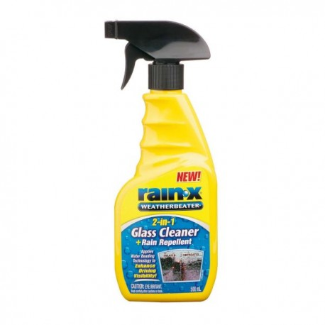 Rain-X 2-in-1 Glass Cleaner with Rain Repellent